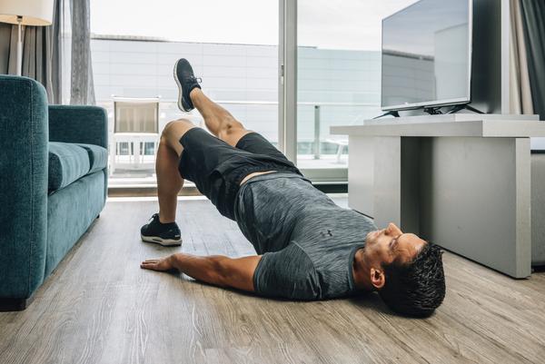Yo entreno en casa / Día 8: Propio peso corporal