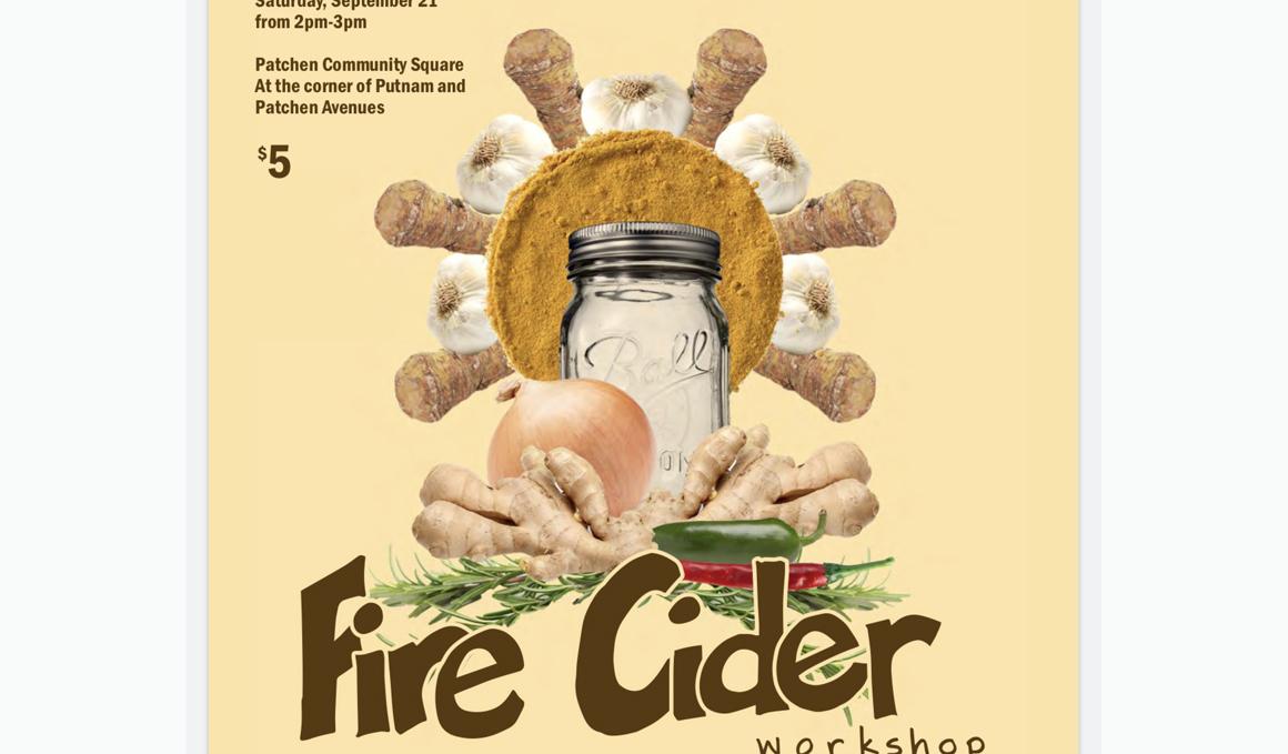 Fire Cider, la receta de sidra caliente especiada para la gripe y catarros